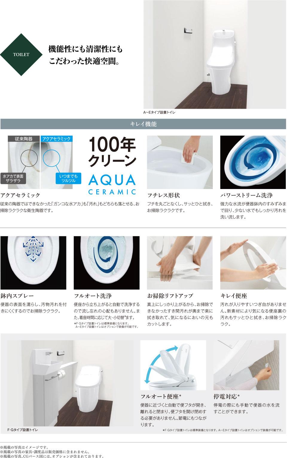 設備仕様バス・トイレ02